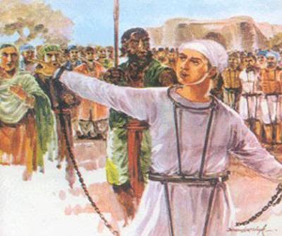 बाल शहीद वीर हकीकत राय दे दी जानपर धर्म नहीं छोड़ा