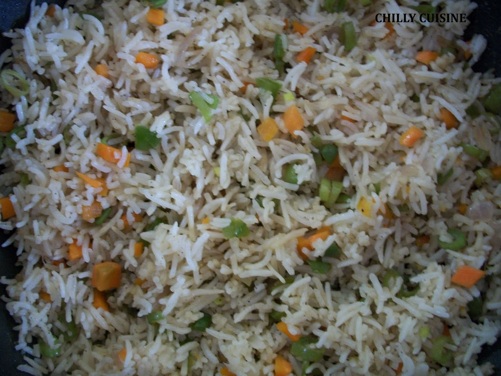 how to make basmati rice not sticky