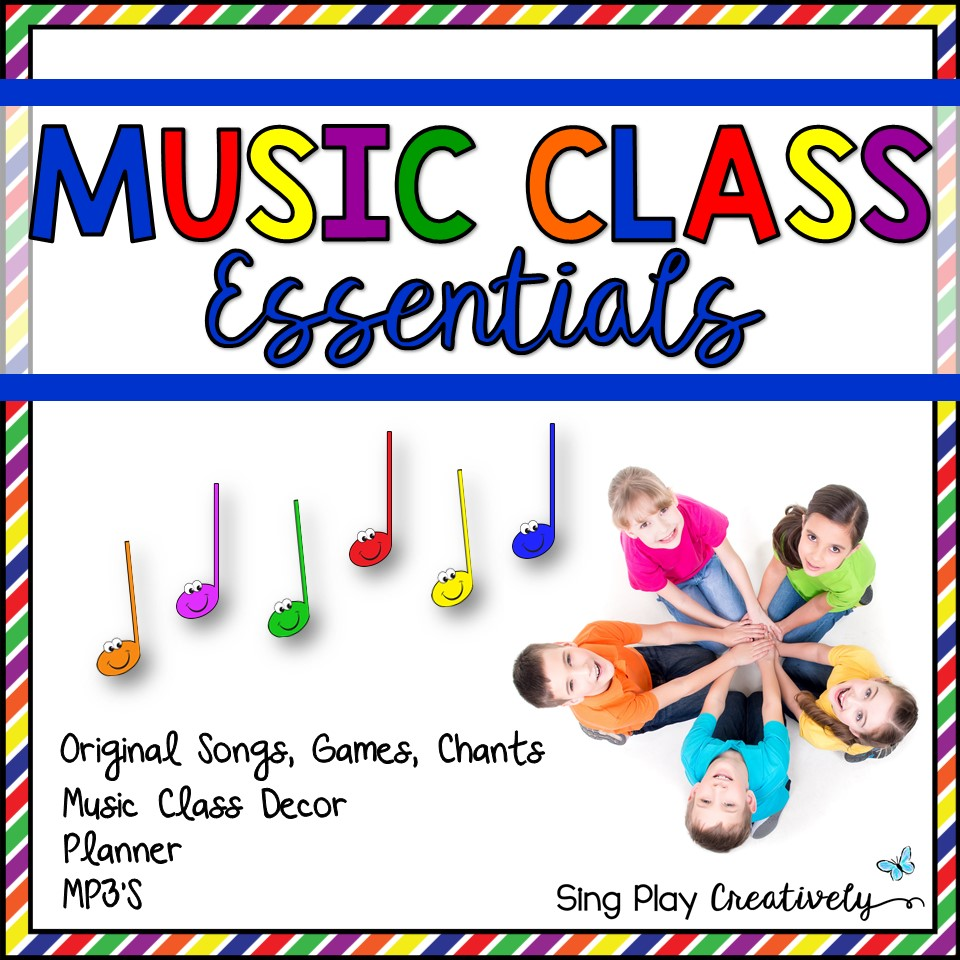 Music Class Essentials