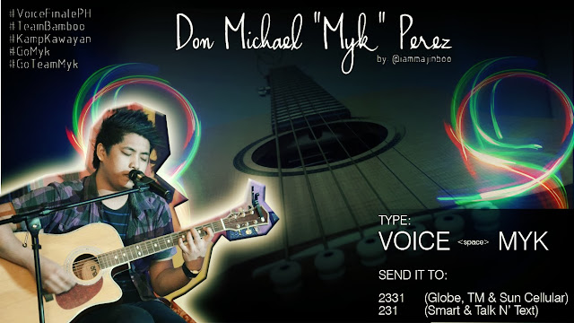 The Voice of the Philippines: Myk Perez