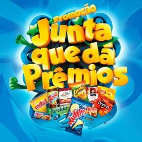 Participar promoção Pepsico 2014 Junta Que Dá Prêmios