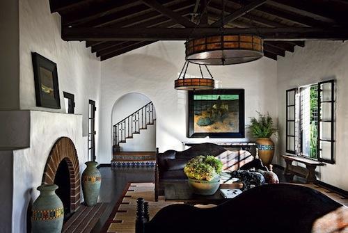 Chic souffl mansi n de estilo colonial espa ol - Fotos de casas estilo colonial espanol ...