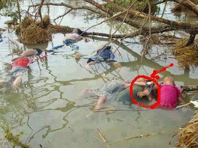 Foto-foto Penyiksaan Terhadap Kaum Muslimin Rohingya Myanmar