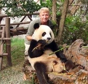 Panda Research Center Chengdu, China