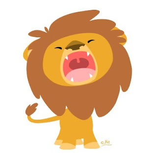 printable pictures of lions