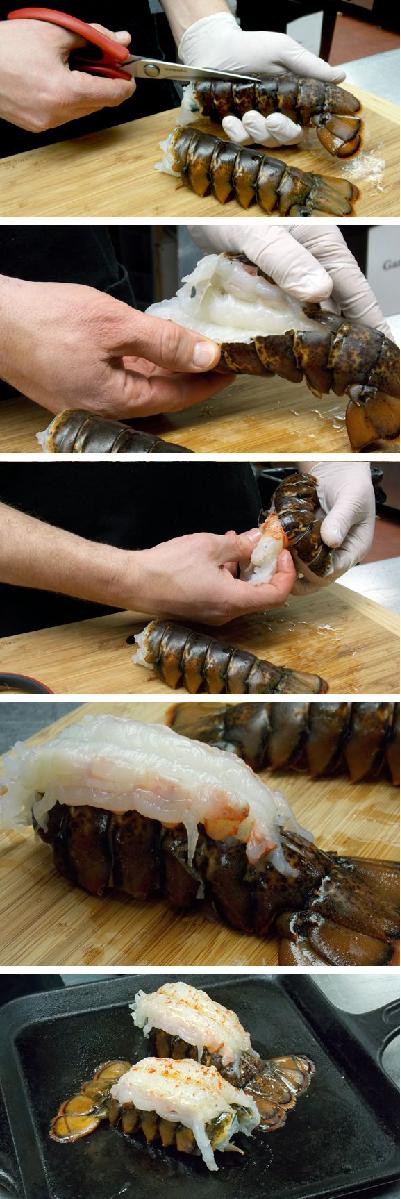lobster; seafood