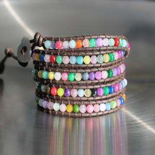 Handmade bracelet from WowThankYou
