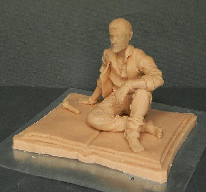 statuette realistiche da fotografia artigianali scolpite a mano orme magiche