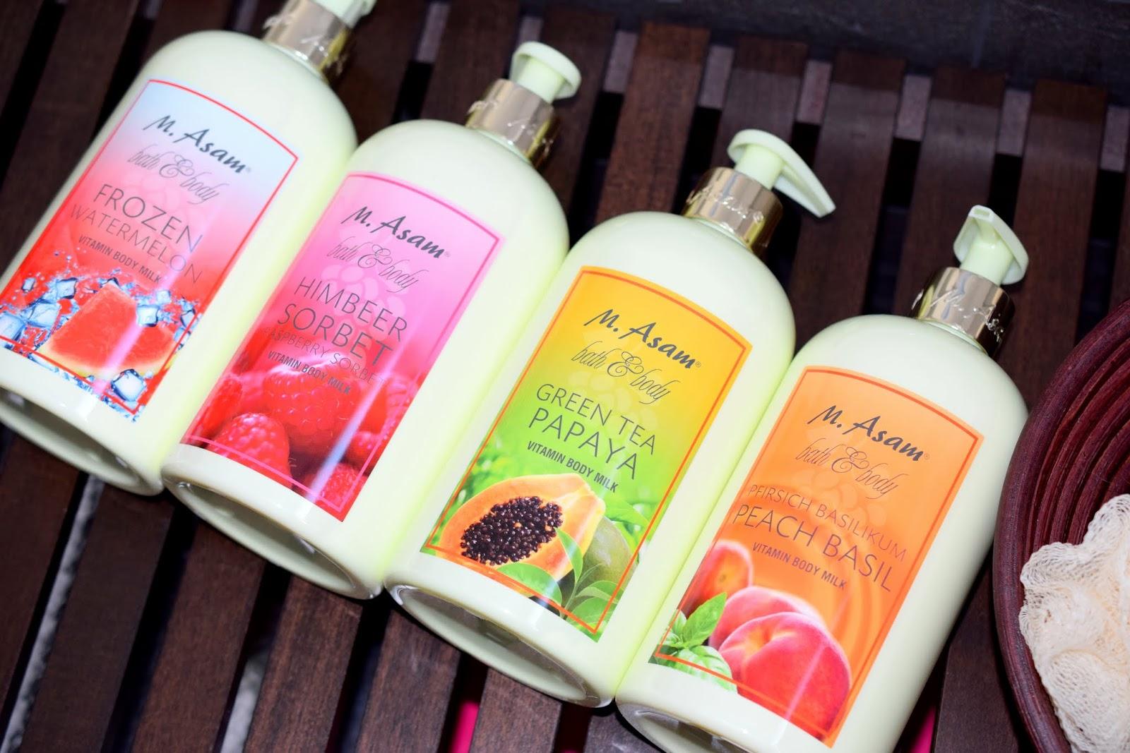 M.Asam Vitamin Body Milk