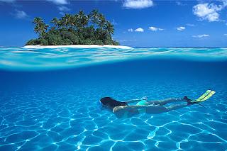pantai maladewa