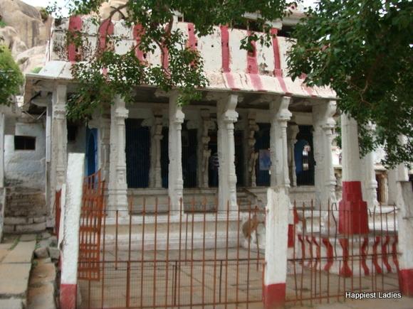 Kodandarama Temple Hamoi
