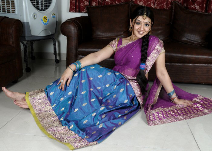 1 - Aarti Agarwal Pics in saree