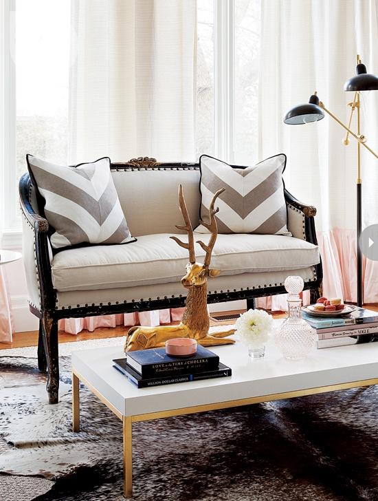Lulu belle design pink for Lulu designs interior design