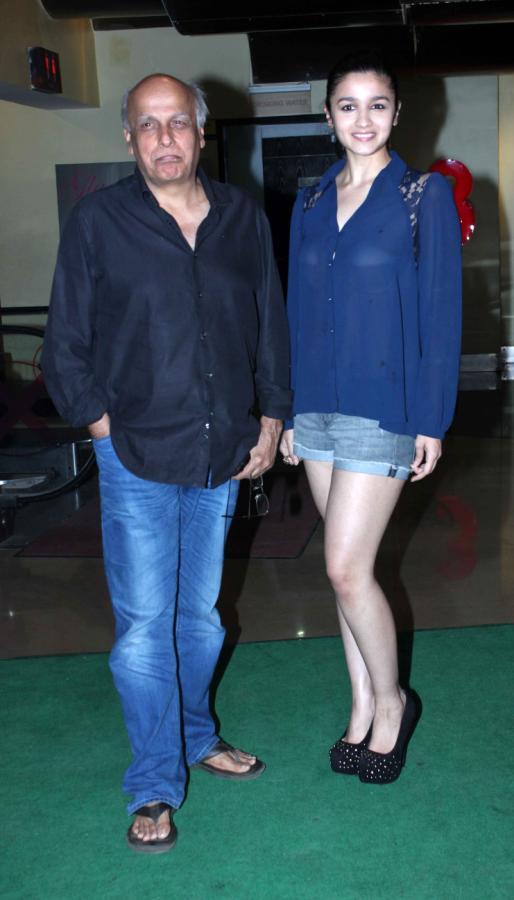 Aditi Rao Hyderi at Murder 3 Movie Special Screening Murder-3-Movie-Special-Screening-1