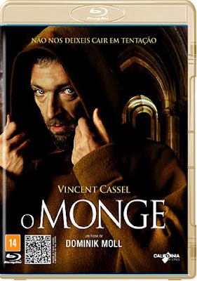 Filme Poster O Monge BDRip XviD Dual Audio & RMVB Dublado