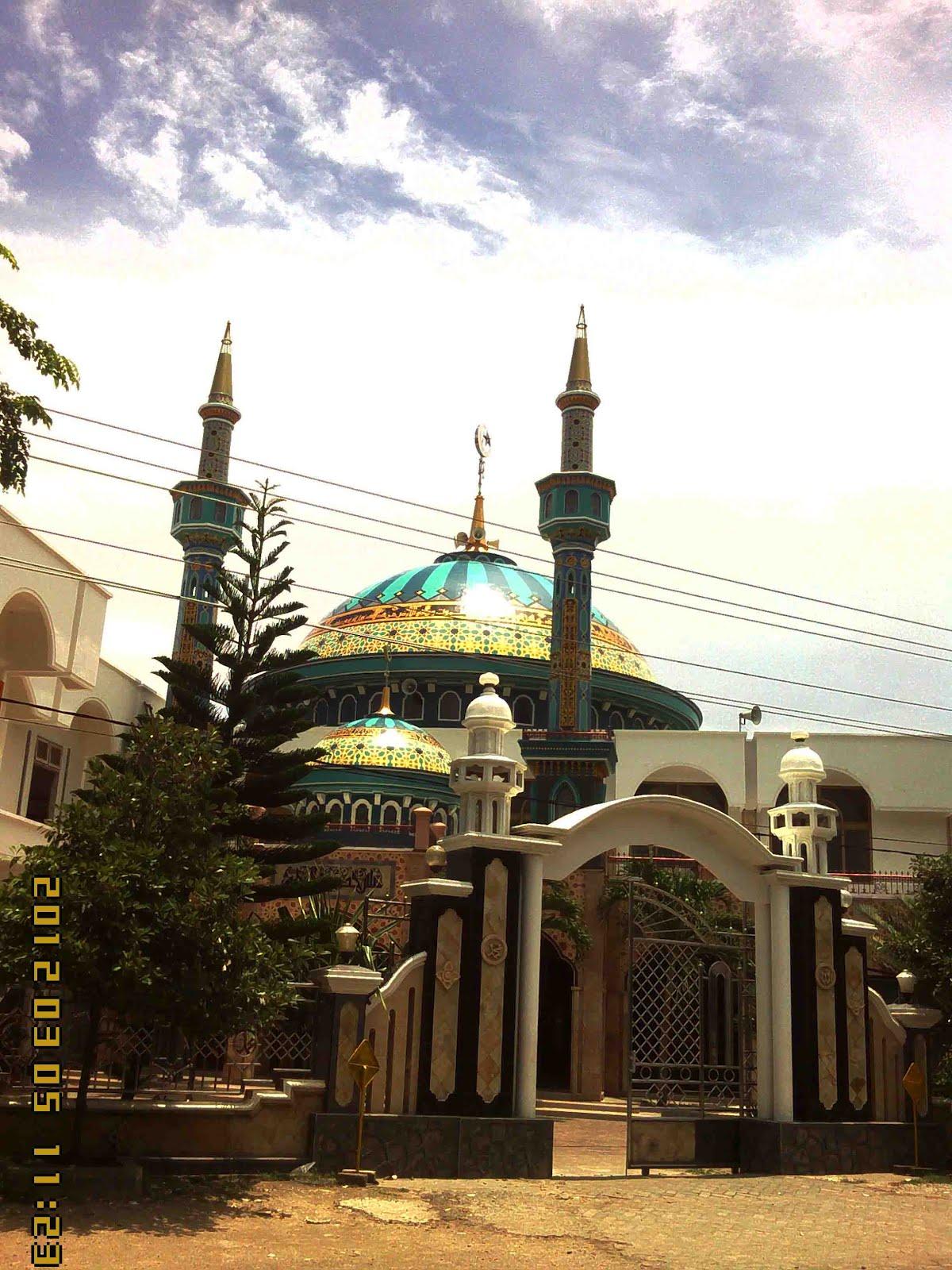Masjid Baitur Rahim Kandang Semangkon