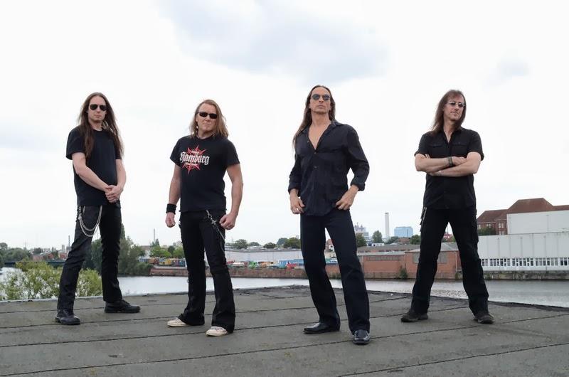 Grupo de Speed Metal Aleman Gamma Ray