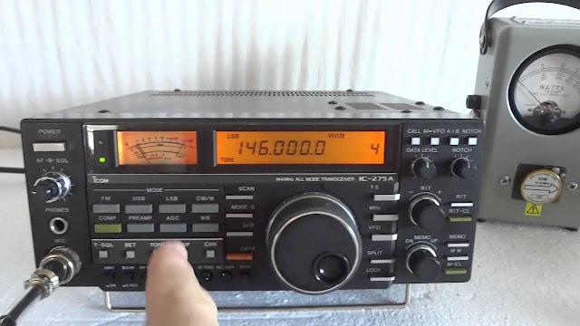 Icom IC-275A