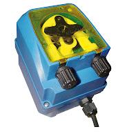 Pompa electronica pentru detergent - stabilirea ciclului se face prin intermediul unui timer, contine accesoriile: 4 m tub de cauciuc transparent ,  filtru balast plastic, inox, conector injectare. Tip output 0,5 - 3 l/h, 82x103x(H)92