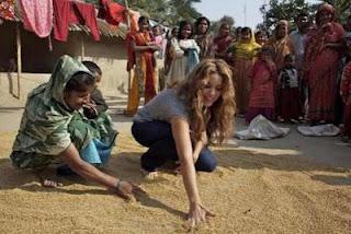 shakira from bangladesh