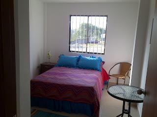 image of downstairs bedroom