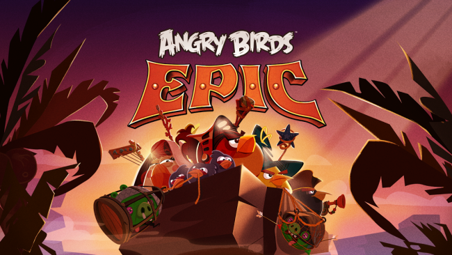 Angry Birds Epic llega a Play Store