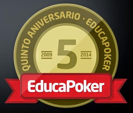 5º Aniversario Educapoker