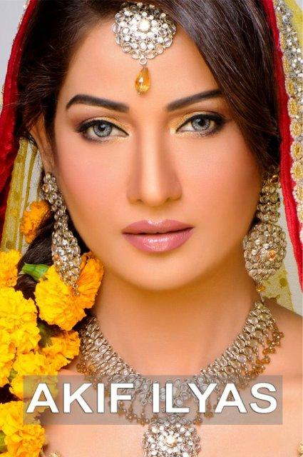 jia ali bridal shoot