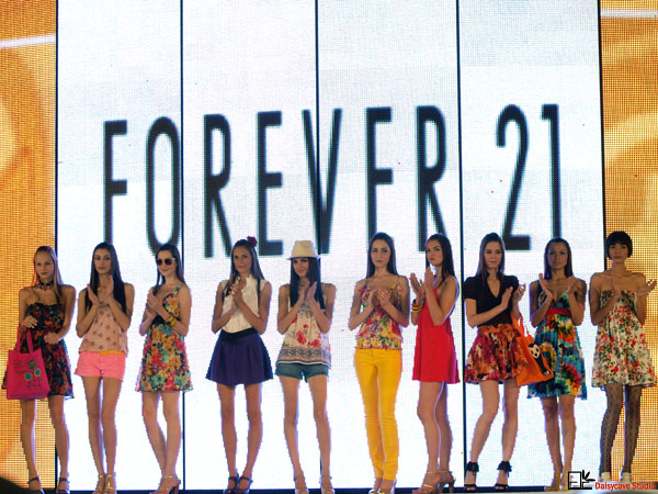 Forever 21 at bali factory outlets
