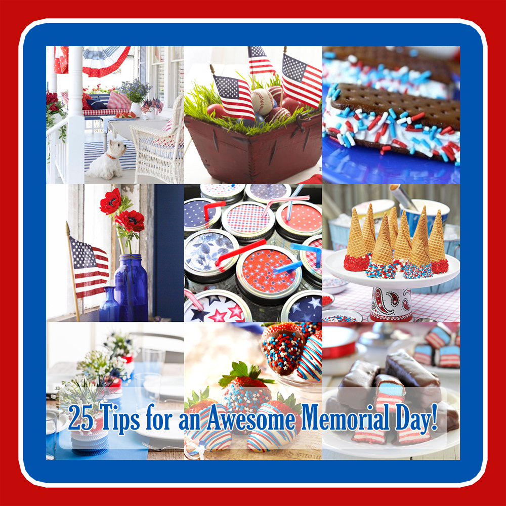 Free Memorial Day Decorations in US