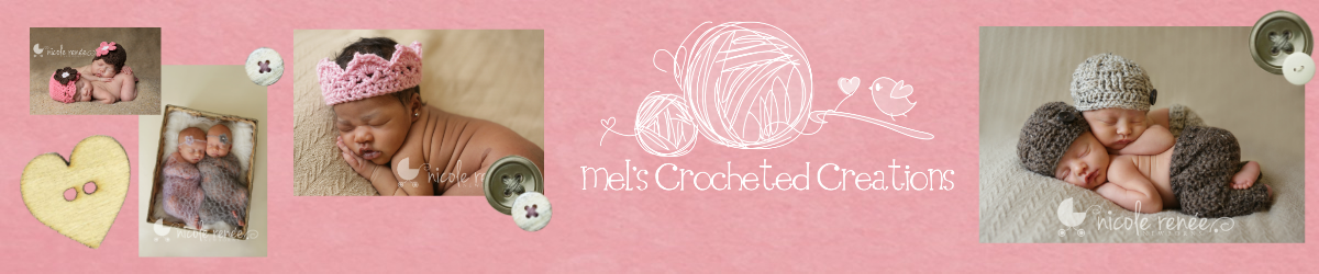 Mel's Crocheted Creations