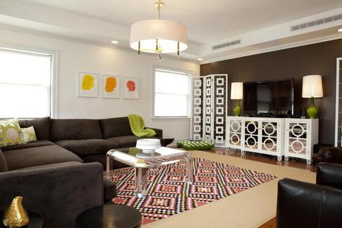 Exotic Living Room Art Deco Living Ideas