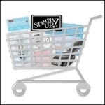 Stampin Up Cart