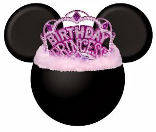 Birthday Princess.