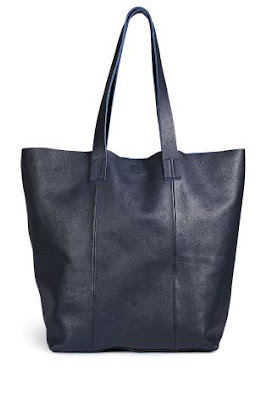 Next Leather Shopper Bag