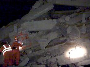El edificio que colapsó era una receta para el desastre, según el informe del Codia