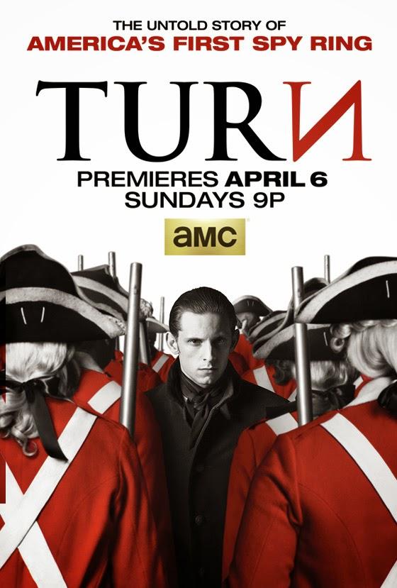 TURN+AMC+Revolutionar+War+spy+poster