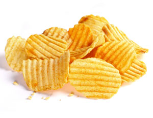 Potato Chips are Piling on the Pounds
