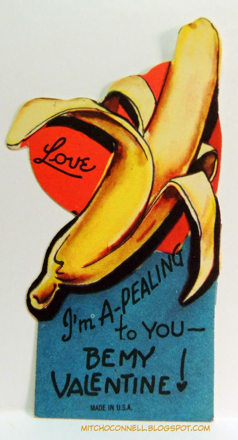 vintage everyday 50 Unintentionally Hilarious Vintage Valentines – Old Valentines Day Cards