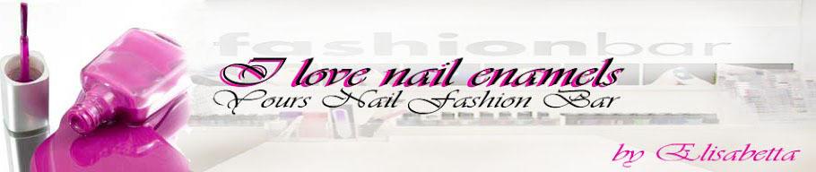 I LOVE NAIL ENAMELS! Only nail enamels! :)