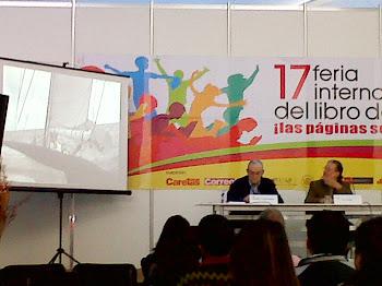 En la Feria Internacional del Libro