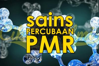 Koleksi Soalan Percubaan Sains PMR 2013