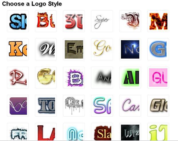 Cara Membuat Logo Sendiri - Cool Text   Desain Logo Elegan