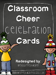 https://www.teacherspayteachers.com/Product/Classroom-Celebration-Cheers-FREEBIE-1931559