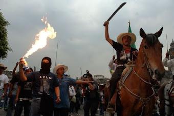 """Repudia el Frente de Pueblos """"dádivas"""" a víctimas de Atenco"""