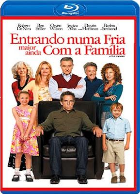 Filme Poster Entrando Numa Fria Maior Ainda com a Família BDRip XviD Dual Audio & RMVB Dublado