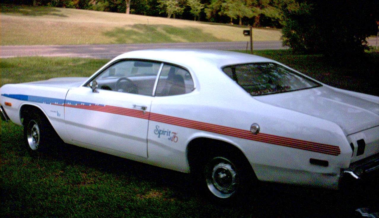 Dodge Dart 76 >> CARHUNTER : HAPPY INDEPENDENCE DAY