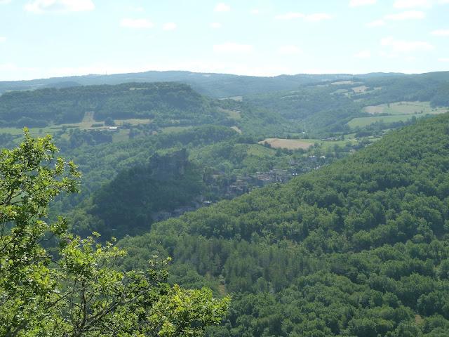 [CR] Bruniquel (82), Gorges de l'Aveyron le 09 juillet 2015. P1070544