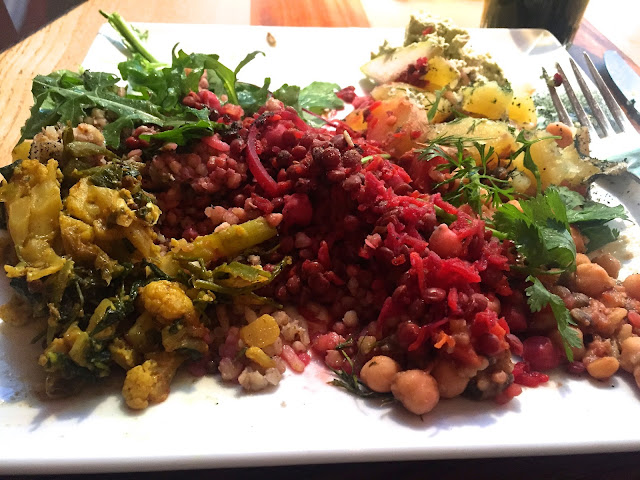 Vegan Food in Paris Veega blog Sol Semilla