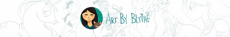 Blythe's Art Blog